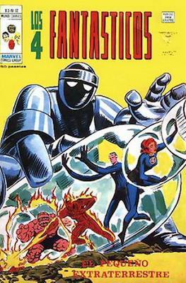 Los 4 Fantásticos Vol. 3 (1977-1980) (Grapa 44 pp) #12