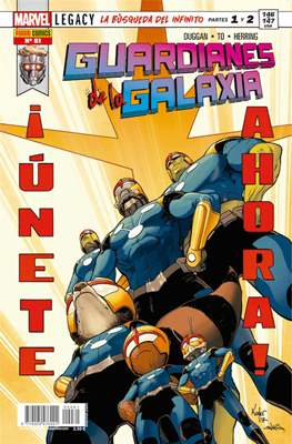 Guardianes de la Galaxia (2013-) (Grapa) #61