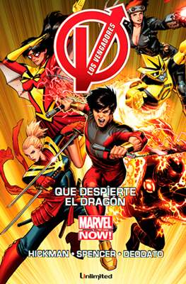 Los Vengadores. Marvel Now! (Rústica) #6