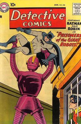 Detective Comics Vol. 1 (1937-2011; 2016-) (Comic Book) #258
