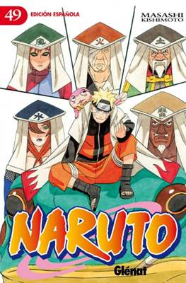 Naruto (Rústica con sobrecubierta) #49