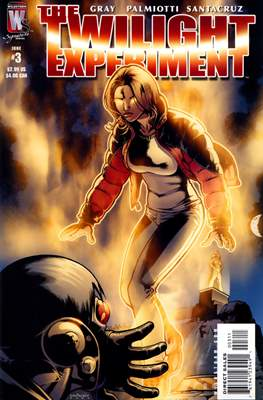 The Twilight Experiment (Comic Book) #3