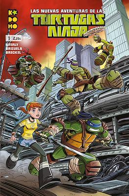Las nuevas aventuras de las Tortugas Ninja (Grapa 24 pp) #1
