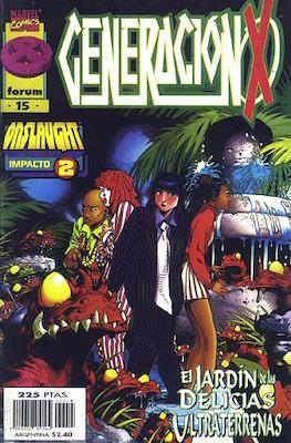 Generación-X Vol. 2 (1996-2000) (Grapa 24 pp) #15