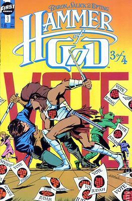 Hammer of God (Comic Book) #3