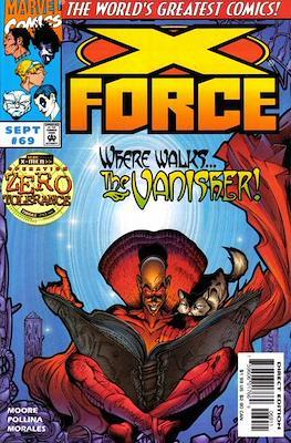 X-Force Vol. 1 (1991-2002) (Comic Book) #69