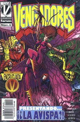 Los Vengadores Vol. 2 (1996-1997) (Grapa 24 pp) #6