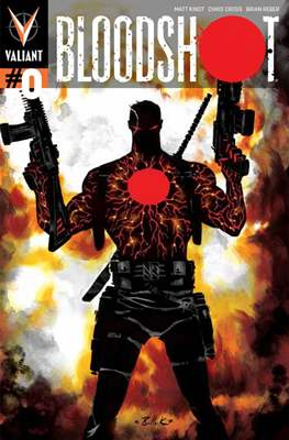 Bloodshot / Bloodshot and H.A.R.D. Corps (2012-2014)