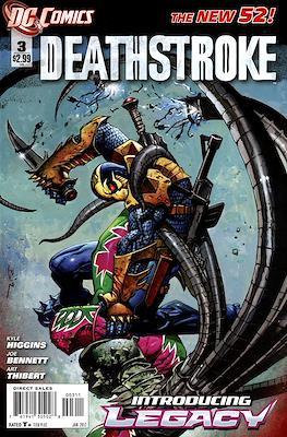 Deathstroke (2011-2013) (Comic Book) #3