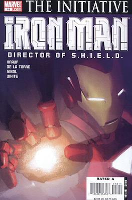 Iron Man Vol. 4 (2005-2009) (Comic Book) #18