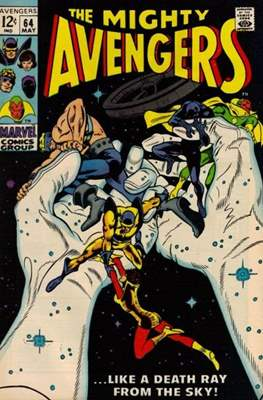 The Avengers Vol. 1 (1963-1996) (Comic Book) #64