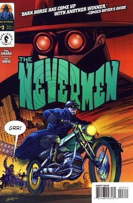 The Nevermen (Grapa) #3