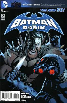 Batman and Robin Vol. 2 (2011-2015) (Comic Book) #7