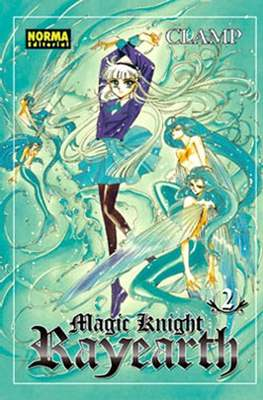 Magic Knight Rayearth #2