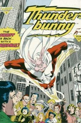 Thunderbunny (Comic Book) #1