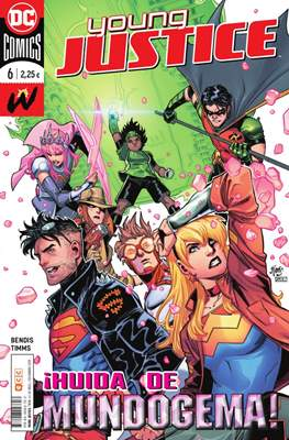 Young Justice (2019-) (Grapa 32 pp) #6
