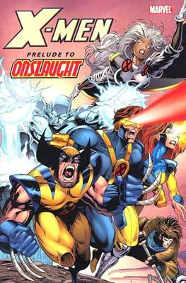 X-Men Prelude to Onslaught