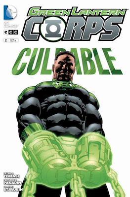 Green Lantern Corps. Nuevo Universo DC (Rústica) #2