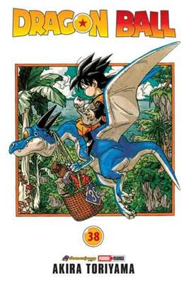 Dragon Ball (Rústica) #38