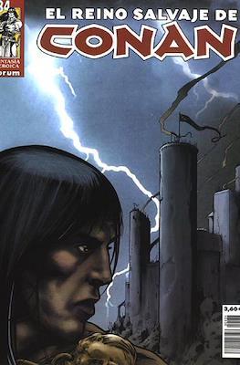 El Reino Salvaje de Conan #34