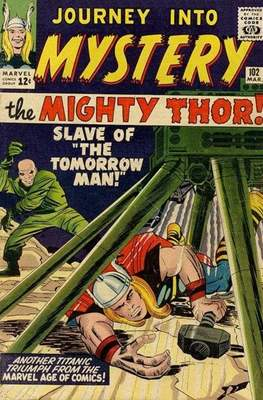 Journey into Mystery / Thor Vol 1 (Comic Book) #102