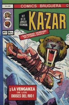 Ka-Zar. (1978) #7
