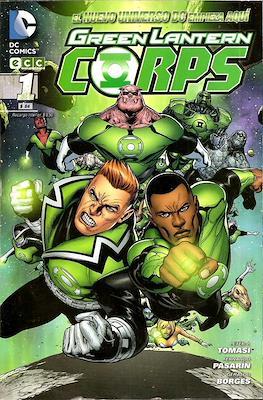 Green Lantern Corps. Nuevo Universo DC