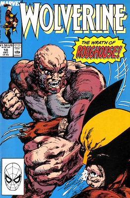 Wolverine (1988-2003) (Comic Book) #18