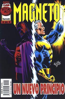 Magneto (Grapa. 17x26. 24 páginas. Color. 1997) #4