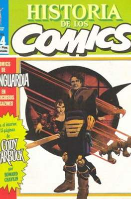 Historia de los Cómics (Grapa 32 pp) #34