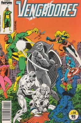 Los Vengadores Vol. 1 (1983-1994) #14