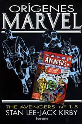 Orígenes Marvel (1991-1993) (Rústica. 126-140 pp) #4