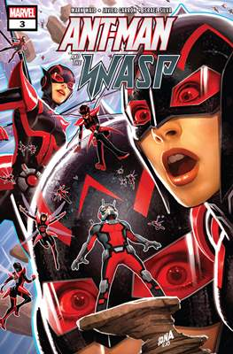 Ant-Man and The Wasp (Comic Book) #3