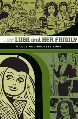 Love and Rockets Library (Softcover) #10