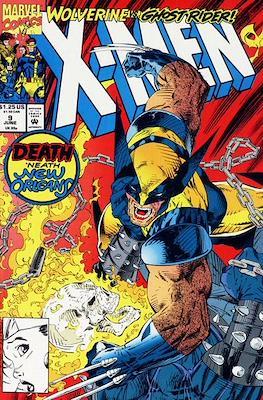 X-Men / New X-Men / X-Men Legacy Vol. 2 (1991-2012) (Comic Book 32 pp) #9