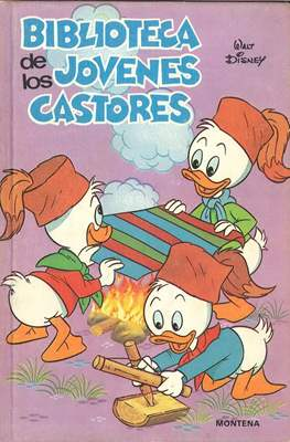 Biblioteca de los Jóvenes Castores (Cartoné) #12