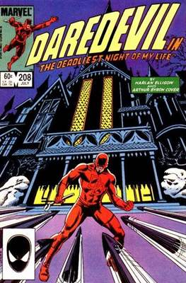 Daredevil Vol. 1 (1964-1998) (Comic Book) #208
