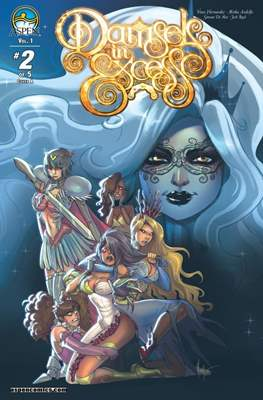 Damsels In Excess (Comic-Book / Digital) #2