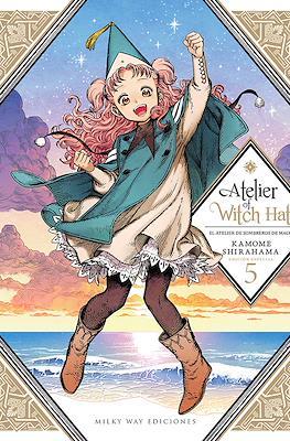 Atelier of Witch Hat - El atelier de sombreros de mago (Edición especial) (Rústica con sobrecubierta) #5