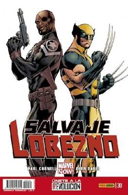 Lobezno Vol. 5 / Salvaje Lobezno / Lobeznos / El viejo Logan Vol. 2 (2011-) (Grapa) #30