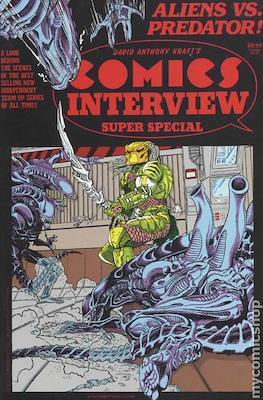 Comics Interview Super Special: Aliens vs. Predator