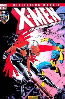 Biblioteca Marvel: X-Men (2006-2008) (Rústica 160 pp) #23