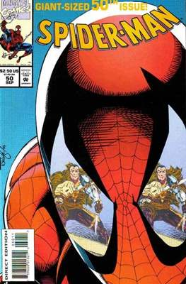 Spider-Man (Vol. 1 1990-2000) (Comic Book) #50