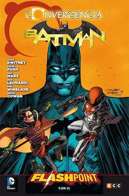 Convergencia. Batman. Flashpoint