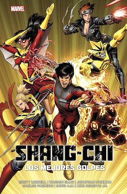Shang-Chi: Los mejores golpes 100% Marvel HC (Cartoné 192 pp)