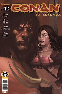 Conan. La Leyenda (Grapa 28-116 pp) #12