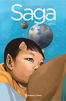 Saga (Cartoné 504 pp) #1