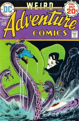 New Comics / New Adventure Comics / Adventure Comics (1935-1983; 2009-2011) (Saddle-Stitched) #436