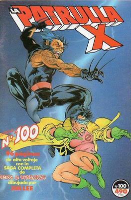 La Patrulla X Vol. 1 (1985-1995) (Grapa) #100