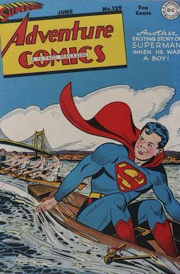 New Comics / New Adventure Comics / Adventure Comics (1935-1983; 2009-2011) (Saddle-Stitched) #129